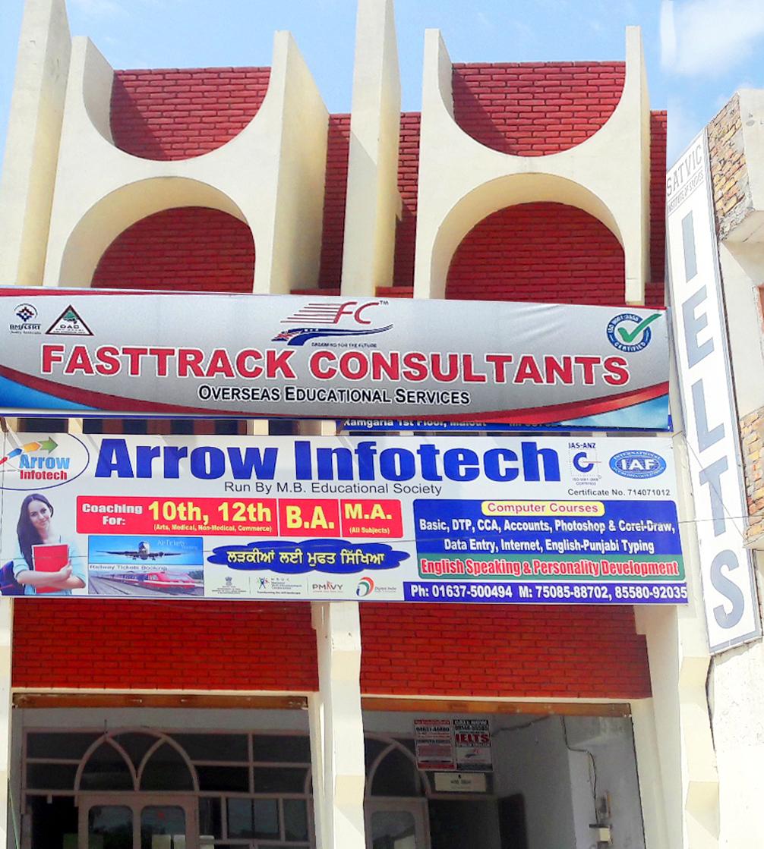 arrowinfotech org